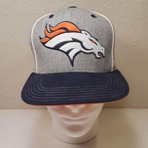 Denver Broncos NFL Youth Snapback Hat Embroidered